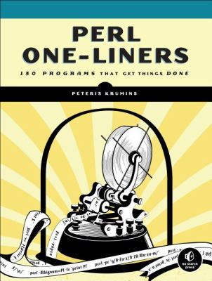 book cover: Perl One-Liners