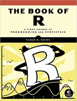book cover: The Book of R