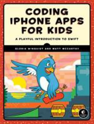 Coding iPhone Apps for Kids cover