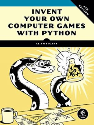 Invent Your Own Computer Games with Python cover