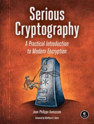 book cover: Serious Cryptography