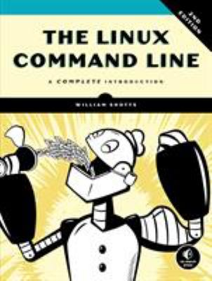 book cover: The Linux Command Line