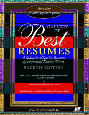 Cover image for Gallery of Best Resumes
