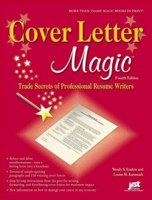 Book Cover for Cover Letter Magic