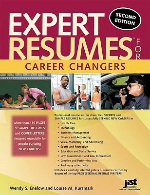 Cover image for Expert Resumes for Career Changers