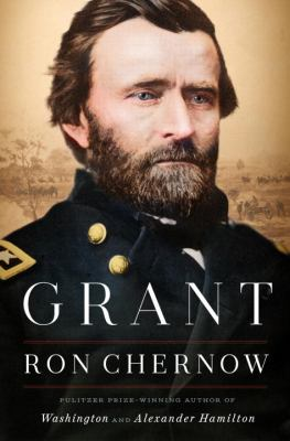 Book cover image: Grant by Ron Chernow