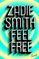 Feel Free book cover