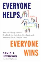 Book cover for Everyone Helps, Everyone Wins