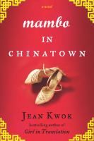 Book cover for Mambo in Chinatown by Jean Kwok