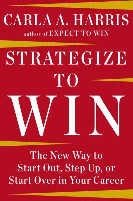 Cover Art Strategize to Win