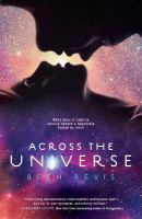 """""""Across the Universe"""" Book Cover"""