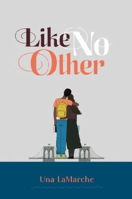 Cover Art for Like No Other