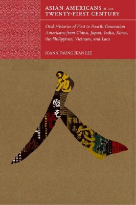 Book Cover for Asian Americans in the Twenty-First Century