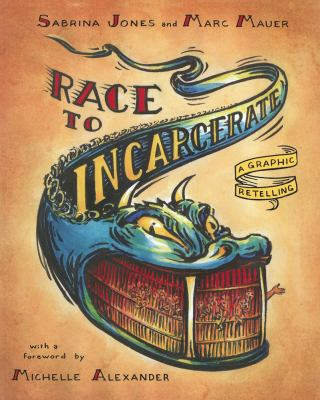 Book Cover of Race to Incarcerate
