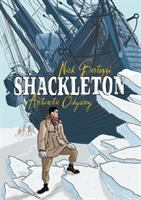 Book cover for Shackleton