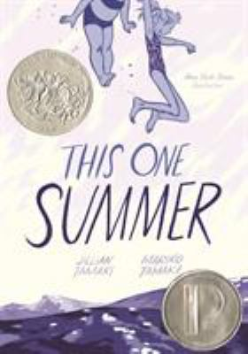 This One Summer Cover Art