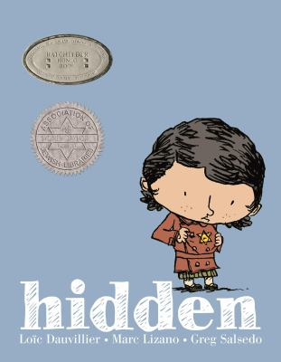 Cover Art for Hidden