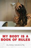 My Body is a book of rules book cover