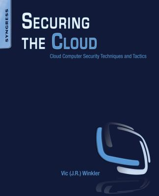 book cover:Securing the Cloud