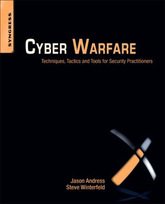 book cover: Cyber Warfare