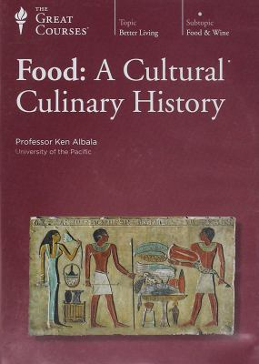 Cover Art for Food [DVD] : a cultural culinary history