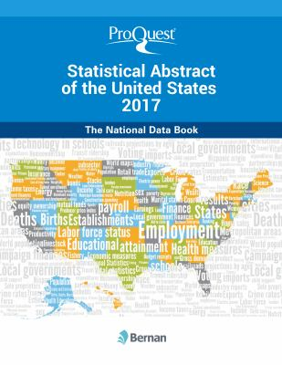 Statistical Abstract book cover