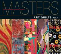 Book cover for Masters: Art Quilts