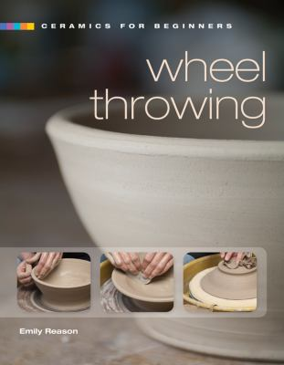 Wheel Throwing Book Cover