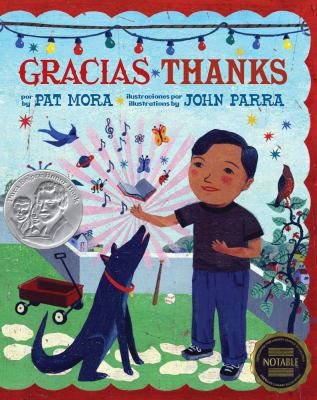 Gracias / Thanks by Pat Mora