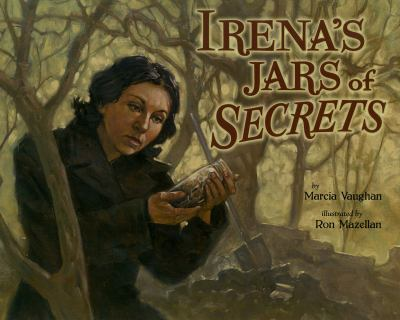 Cover Art for Irena's Jar of Secrets