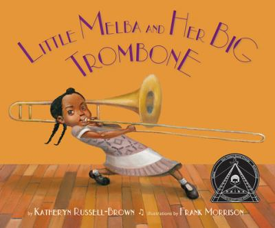Cover Art Little Melba and Her Big Trombone