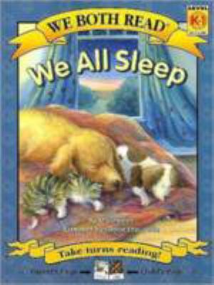 We all sleep / by Panec, D. J.