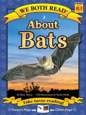 About bats / by McKay, Sindy,