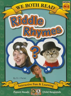 Riddle rhymes / by Panec, D. J.