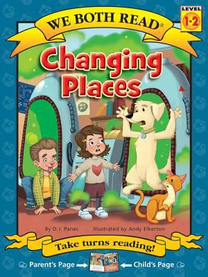 Changing places / by Panec, D. J.,