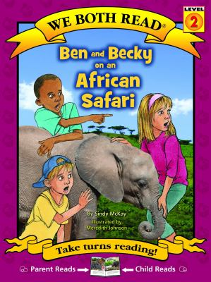 Ben and Becky on an African safari / by McKay, Sindy,
