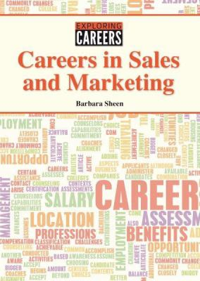 Careers in Sales and Marketing Cover Art