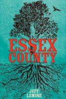 Essex county book cover