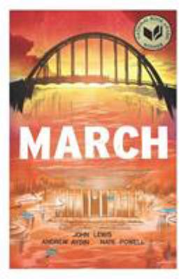 March - John Lewis; Andrew Aydin; Nate Powell (Illustrator)