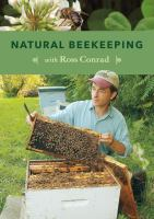 Book cover for Natural Beekeeping