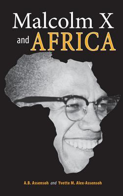 Malcolm X and Africa cover art