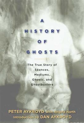 Book cover for A history of ghosts.