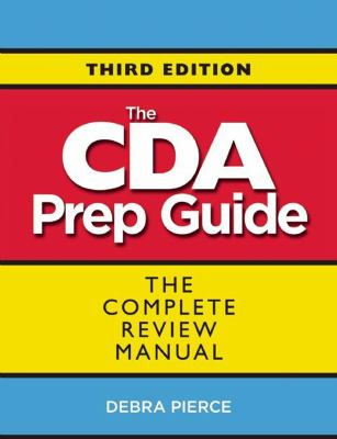 Book cover art for The CDA Prep Guide