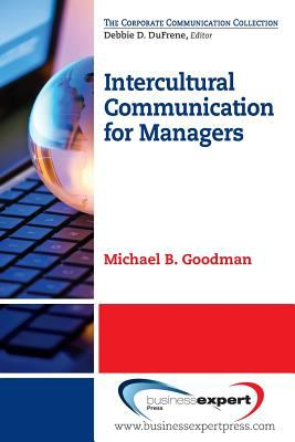 Book jacket for Intercultural Communication for Managers