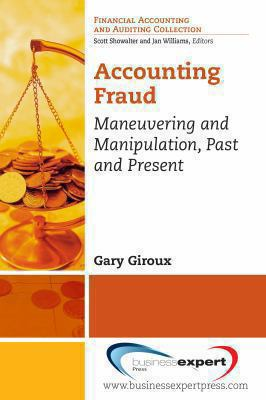 A picture of the front cover of Accounting Fraud.