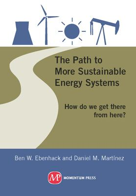 book cover: The Path to More Sustainable Energy Systems