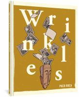 book cover wrinkles