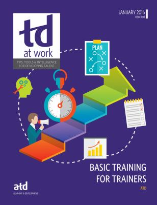 Book cover of Basic Training for Trainers - click to open in a new window