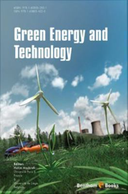 Green Energy and Technology - Opens in a new window
