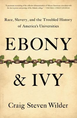 Cover Art of Ebony and Ivy